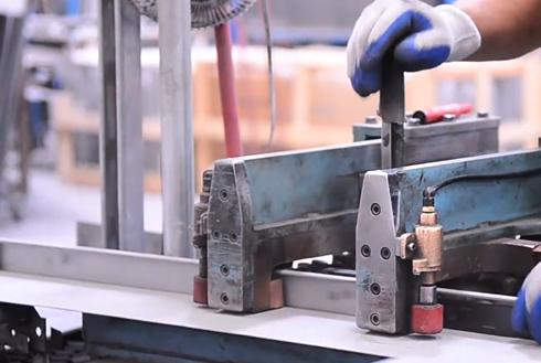 Изготовление металлических дверей в домашних условиях